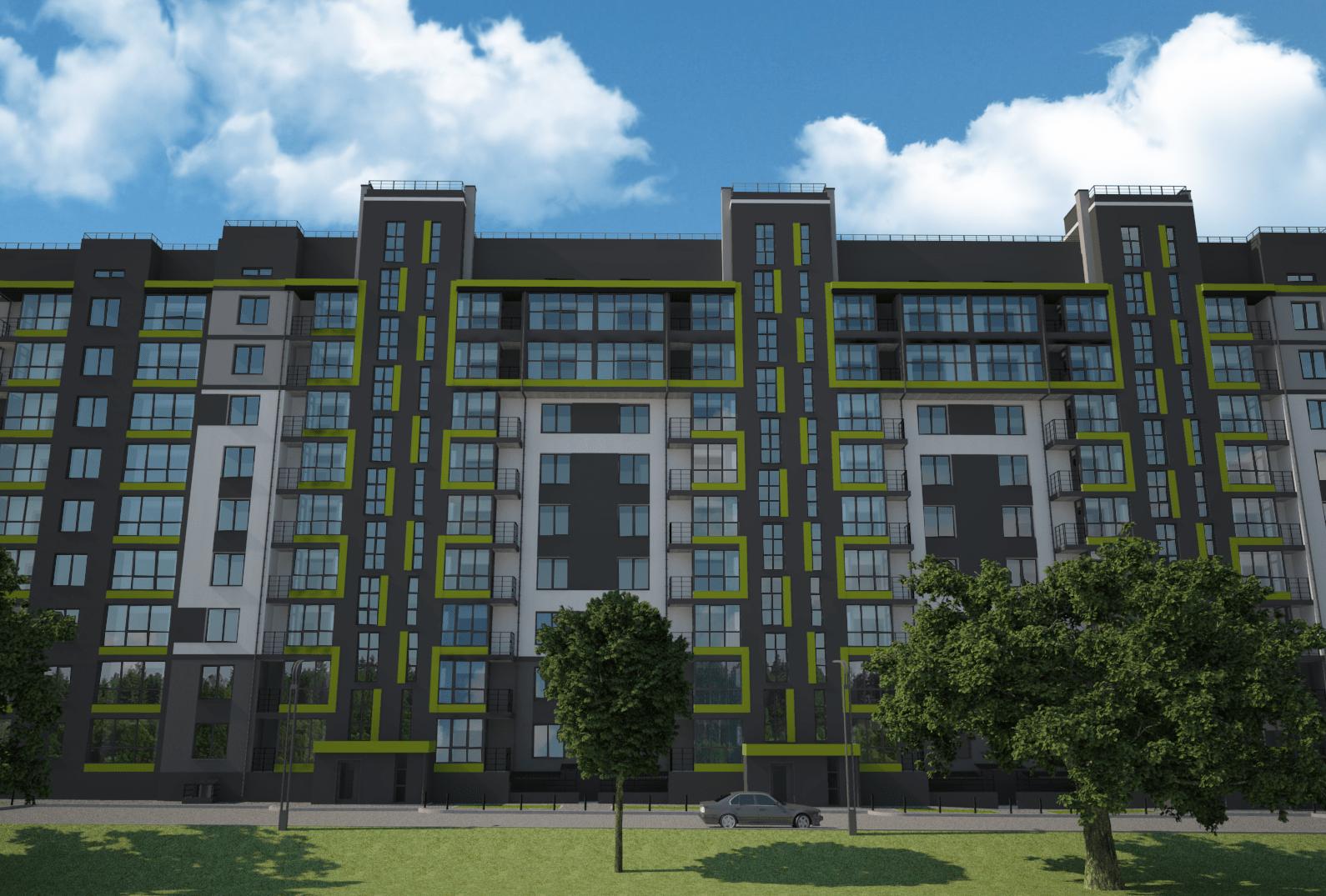 150-квартирний