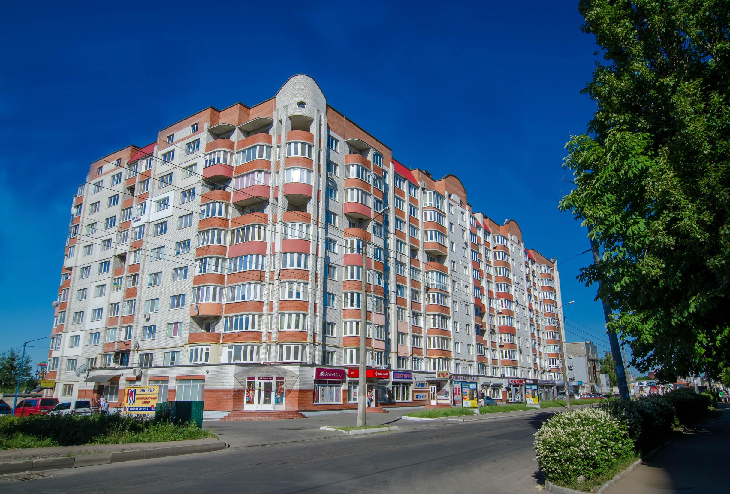 180-квартирний