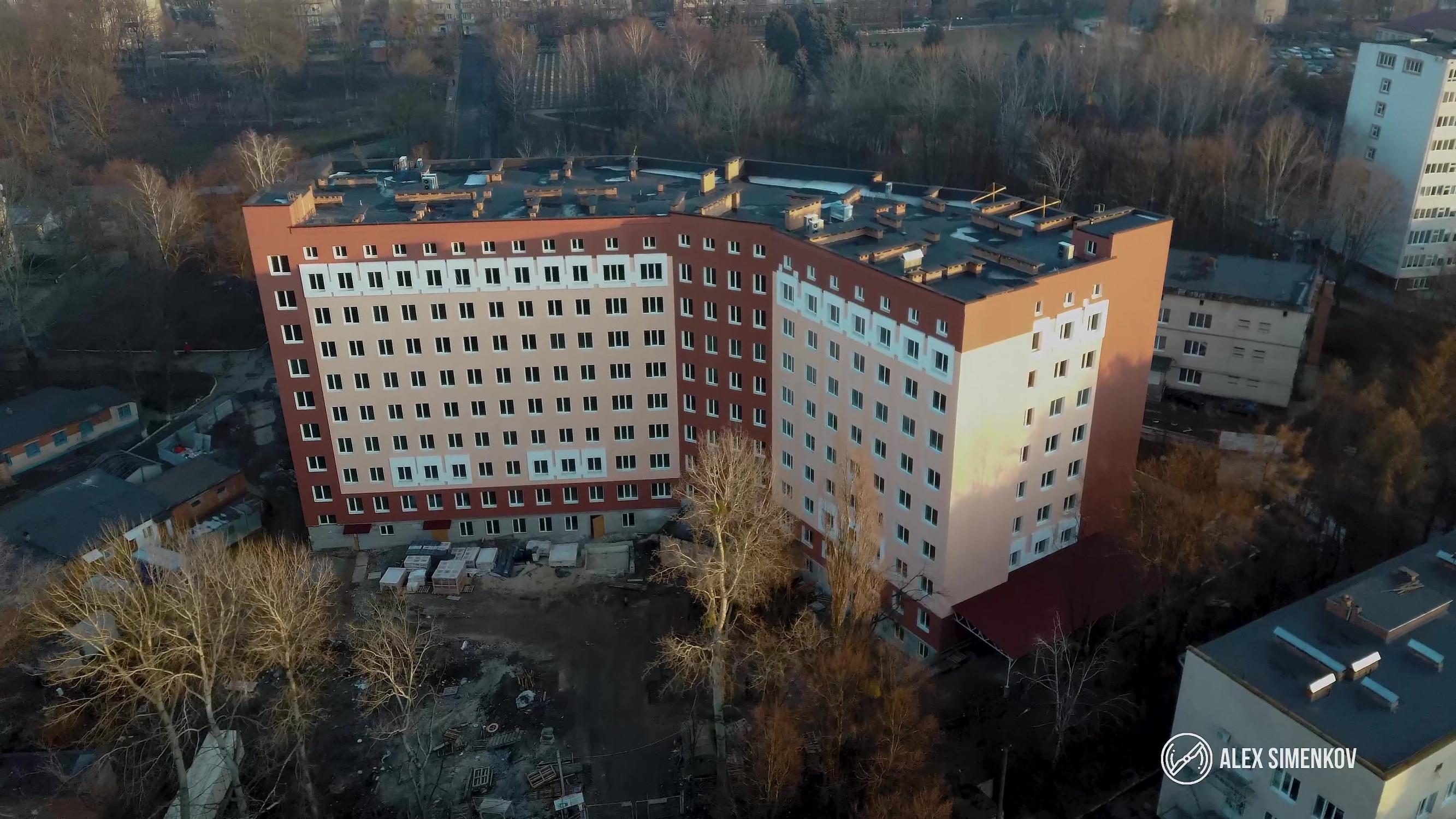 Лікувально-діагностичний корпус Хмельницької обласної дитячої лікарні